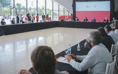 Empresarios y Gobierno de San Juan insisten con la necesidad del Túnel de Agua Negra