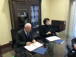 Emergenze ambientali, accordo Regione-Autorità di Bacino Appennino Meridionale