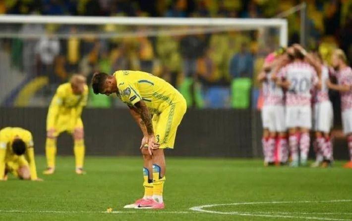 Україна програла Хорватії та не вийшла на Чемпіонат світу 2018