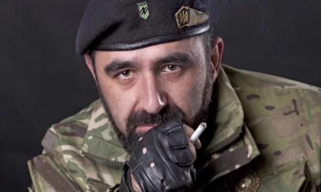 Спасибі тобі – грузинський Герою!У Запоріжжі попрощалися з Георгієм Саралідзе (ФОТО)
