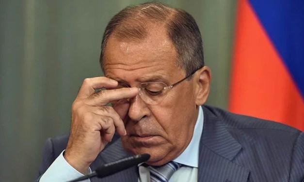 «Тема Крыма для России закрыта, и Москва не намерена возвращаться к этому вопросу», – Сергей Лавров