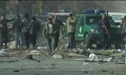 Кількість загиблих від вибуху у Кабулі зросла до 95 осіб