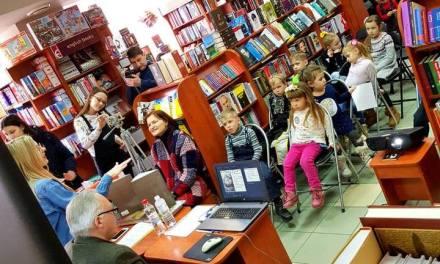 Запорізький дитячий письменник презентував свою книгу «Автошка»