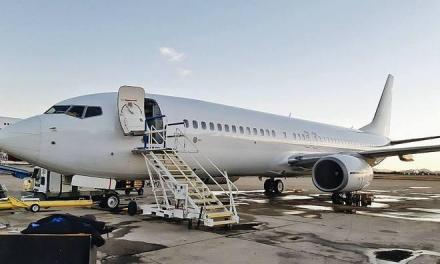 В авіакомпанії SkyUp розказали про нові рейси, що планують запустили з запорізького аеропорту