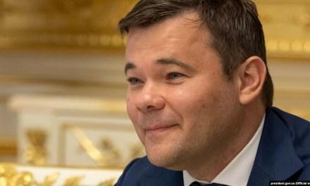 Андрей Богдан замкнул все центры власти, финансовые потоки в государстве на себе