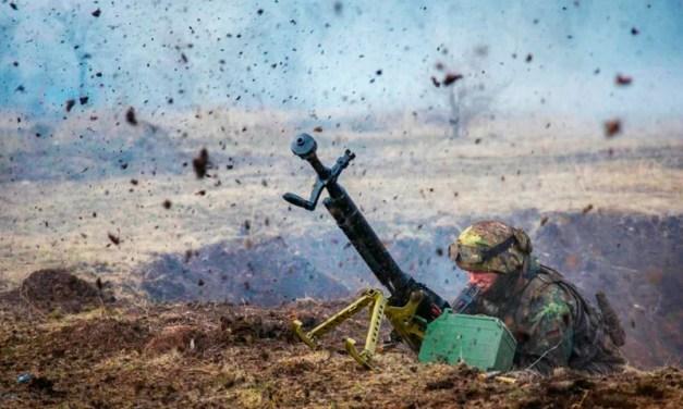Не стріляти у відповідь: за минулу добу під час обстрілів український позицій загинуло 2 військових