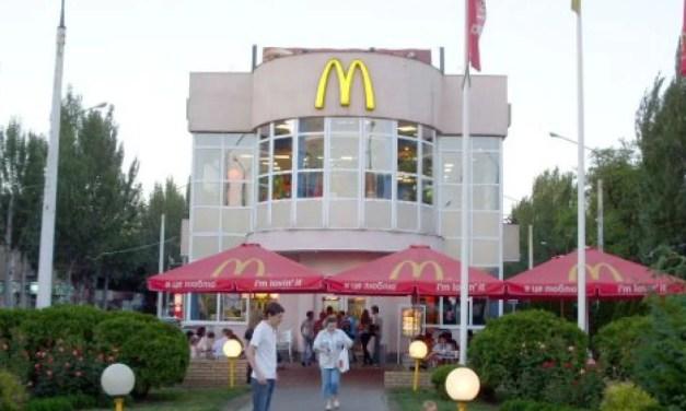 У компанії МакДональдс назвали причину закриття ресторану на проспекті Соборному в Запоріжжі