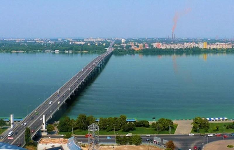 На замітку запоріжцям: відзавтра сусіднє Дніпро закрите для в'їзду