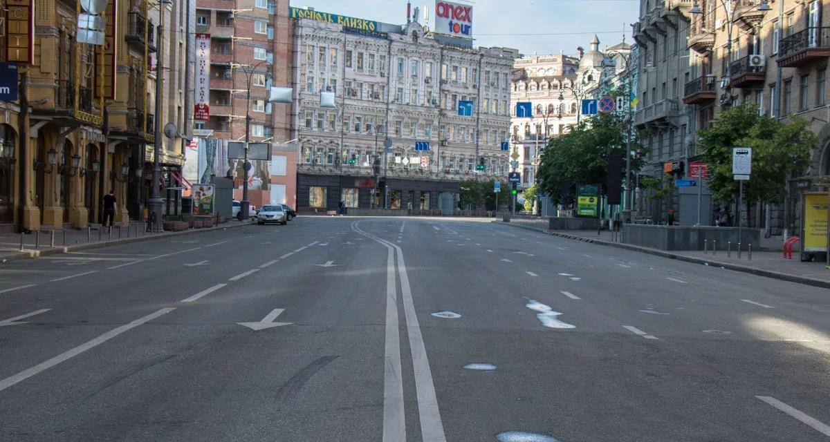 При найгіршому сценарії українці не можуть пересуватися в Києві навіть приватним транспортом