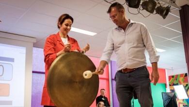 Photo of Eerste Beursvloer Helderse Uitdaging groot succes