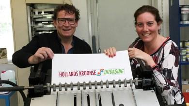 Photo of Hayke Burghout nieuw lid matchgroep Hollands Kroonse Uitdaging