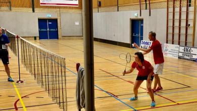 Photo of Weinig problemen voor Zeemacht badmintonners