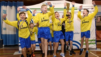 Photo of Windwijzer Helders kampioen trefbal