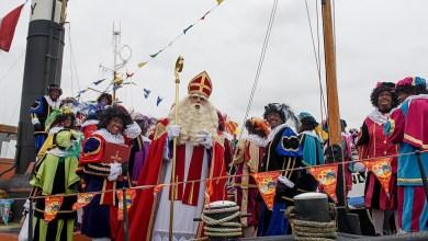 Photo of Sint als voorzitter nieuwe stichting voor Helderse intocht