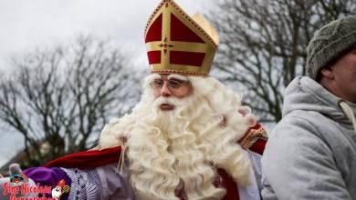 Photo of Afgesloten wegen bij Sinterklaasintocht Den Helder