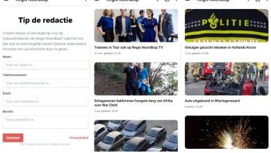 Photo of Nieuwe winnaars winactie Regio Noordkop