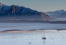 Photo of Fotolezing over Spitsbergen in School 7