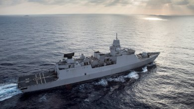 Photo of Marineschip Zr.Ms. De Ruyter terug uit Golf-regio