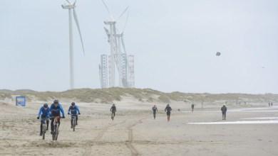 Photo of Rennen en fietsen voor de KNRM; de West Coast Challenge