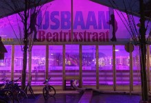 Photo of Toch geen ijsbaan in de Beatrixstraat