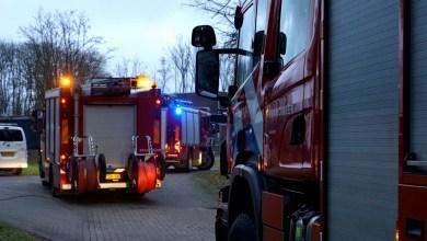 Photo of Brandje op Noorderhaven snel geblust