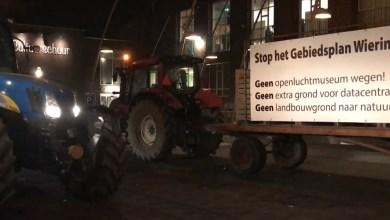 Photo of Boeren teleurgesteld na avond over Gebiedsplan Wieringermeer