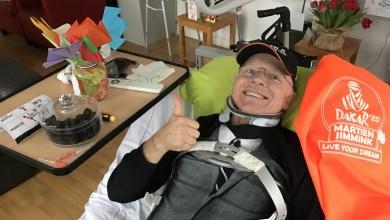 Photo of Jimmink weer thuis na Dakar-crash