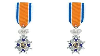 Photo of Koninklijke onderscheiding voor brandweermannen Den Oever