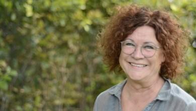 Photo of Schrijfster Marjan van den Berg in Julianadorp