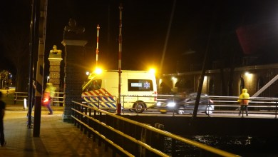 Photo of Twee personen gestoken op Willemsoord (update)