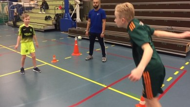 Photo of Ochtendje Voetbal Skills in de Slenk