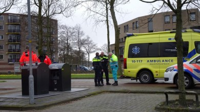 Photo of Man gewond na val in ondergrondse container