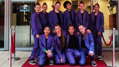 Photo of Promotie voor jongste team House of Dance
