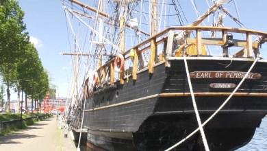 Photo of Earl of Pembroke wil de zeeën bevaren (video)
