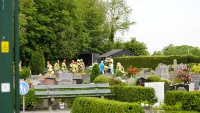 Photo of Persoon gewond bij ongeval op begraafplaats