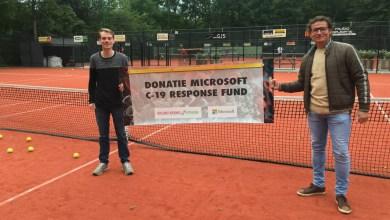 Photo of De poort weer open bij Tennis Club Middenmeer