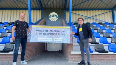 Photo of Voetbalvereniging Succes kreeg succesvolle hulp