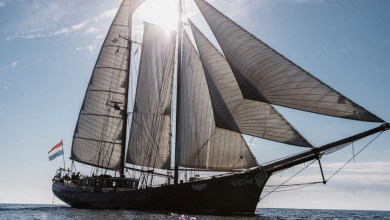 Photo of Paar dagen mee op reis aan boord van Tall Ship Twister