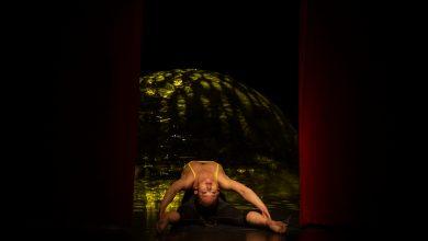 Photo of Corpus Acrobatics geeft voorstelling tijdens opening Nora van Klingeren