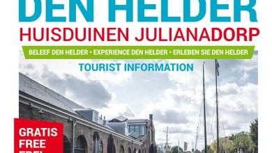 Photo of Met veerboten van Den Helder naar Texel