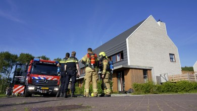 Photo of Keukenbrand aan de Pionierskruid, brandweer voorkomt erger