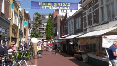 Photo of Toch nog Juttersmarkt in Den Helder