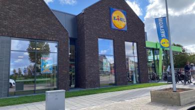 Photo of Nieuwe Lidl Julianadorp tabaksvrij en energiezuinig