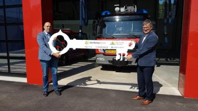 Photo of Nieuwbouw werf en veiligheid Wieringerwerf gereed
