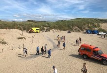 Photo of Druk weekend voor de lifeguards