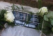 Photo of Half oktober onthulling Joodse Gedenkplaats