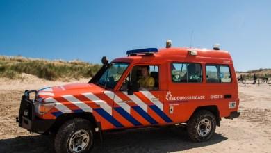Photo of Zoekactie naar drenkeling op strand Julianadorp afgeblazen