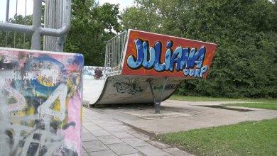 Photo of Nieuw uiterlijk voor skatebaan Julianadorp (video)