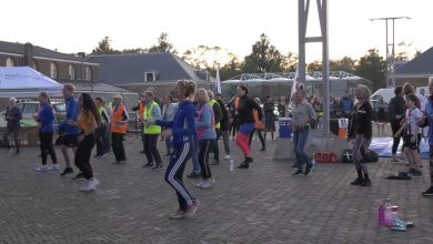 Photo of Sportief op Willemsoord tijdens Be Active Night (video)