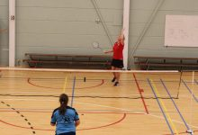 Photo of Gelukkige overwinning voor badmintonners Zeemacht